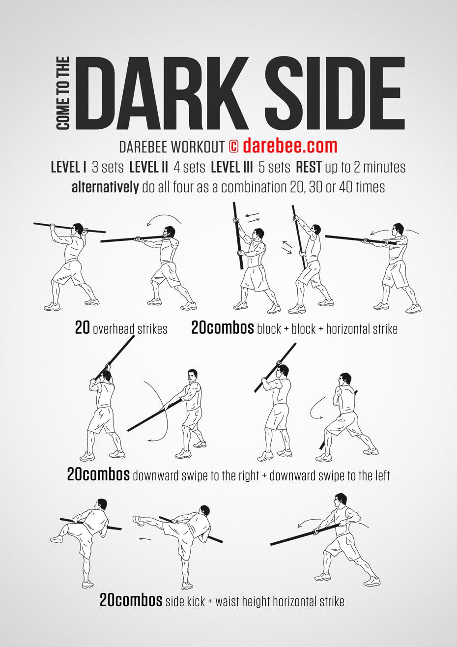 Jedi/Sith Workout Program